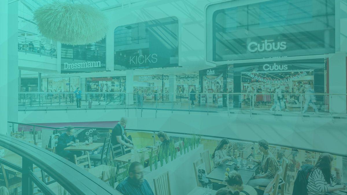 Citycon Shopping Center 2015 – Social, Local and Mobile